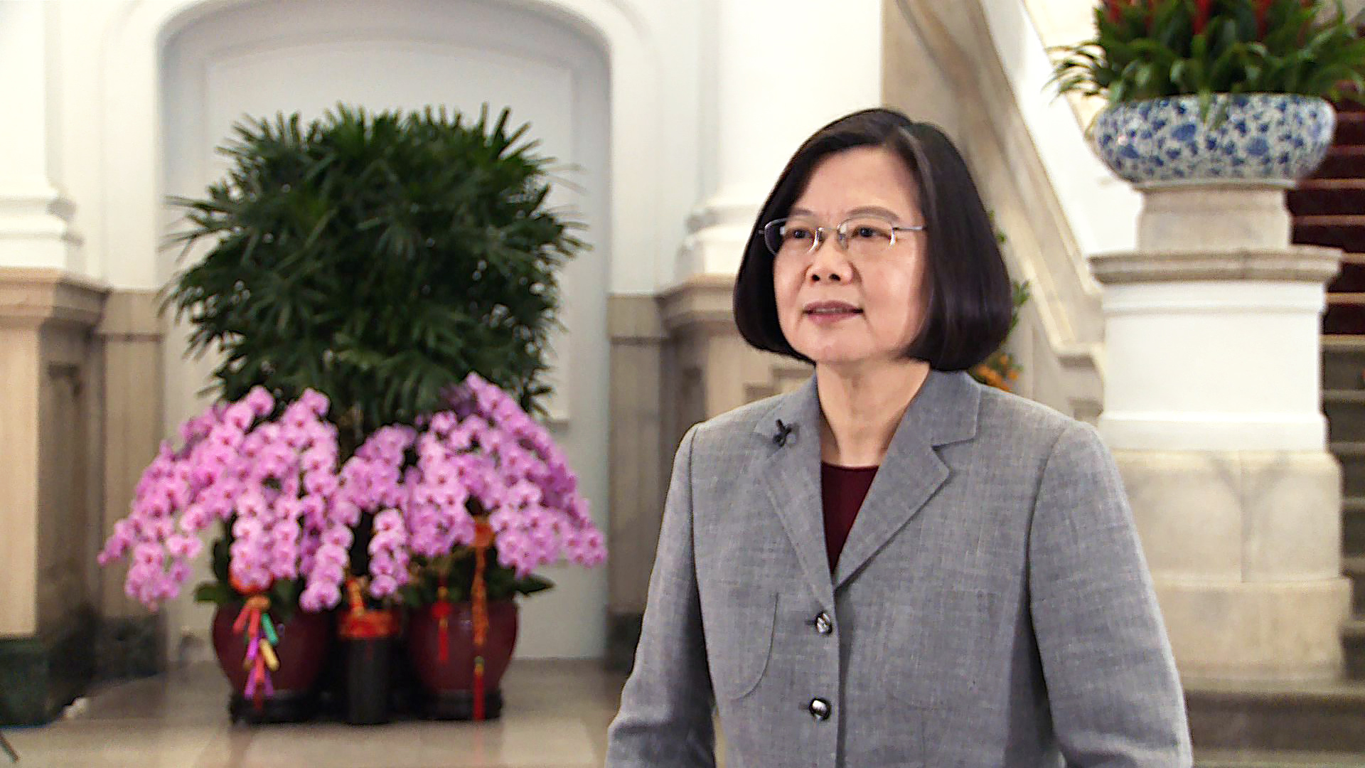 President Tsai's remarks for Lunar New Year Photos - New Southbound Policy