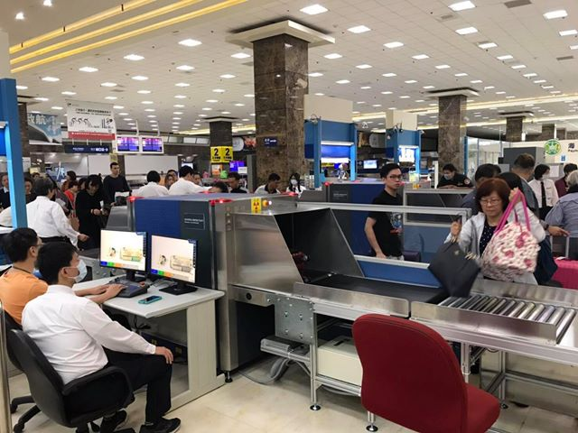 Three X-ray Machines Added by Kaohsiung Customs to Help Prevent Invasion of ASF Photos - New Southbound Policy