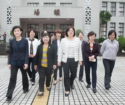 DGE sees Taiwan making headway on gender equality Photos - New Southbound Policy