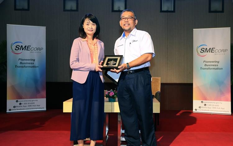 Chinese Taipei-Malaysia Work Hand-in-Hand for Leading SMEs to Embrace Digital Transformation and the Inclusive Future Photos - New Southbound Policy