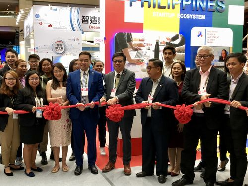 Philippines showcases 11 startups at Taiwan technology trade show Photos - New Southbound Policy