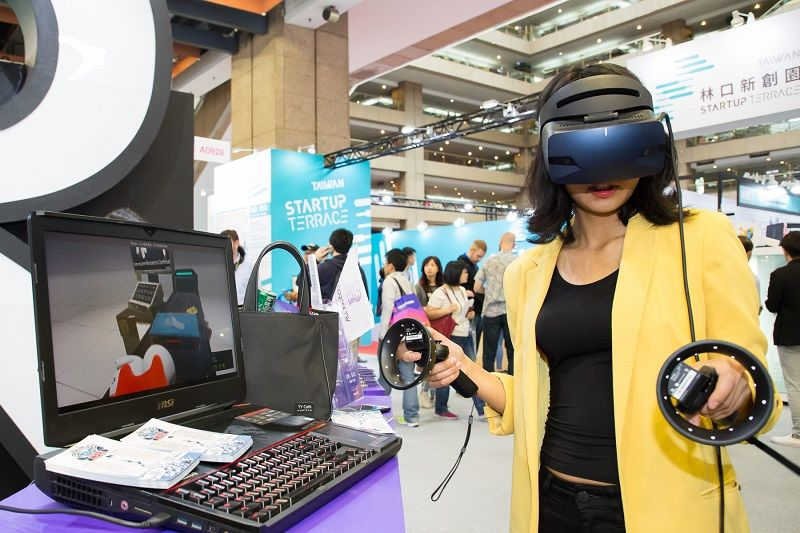 Computex Taipei draws record number of exhibitors Photos - New Southbound Policy