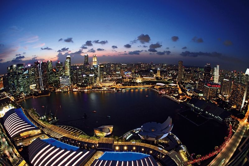 City of Contrasts: Singapore's Diverse Charms Photos - New Southbound Policy