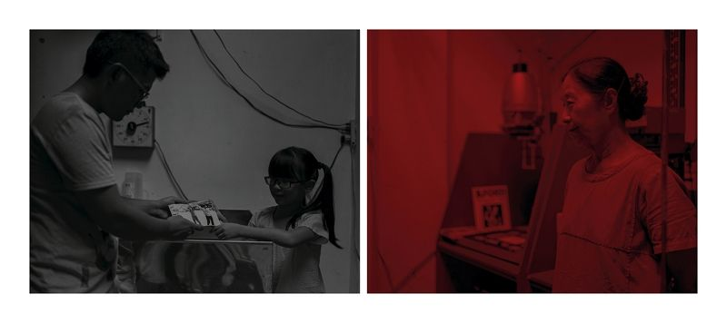 """Photo Essay—The Generation and Extension of Memories: Chen Chin-pao's """"Topology of Time"""" Photos - New Southbound Policy"""