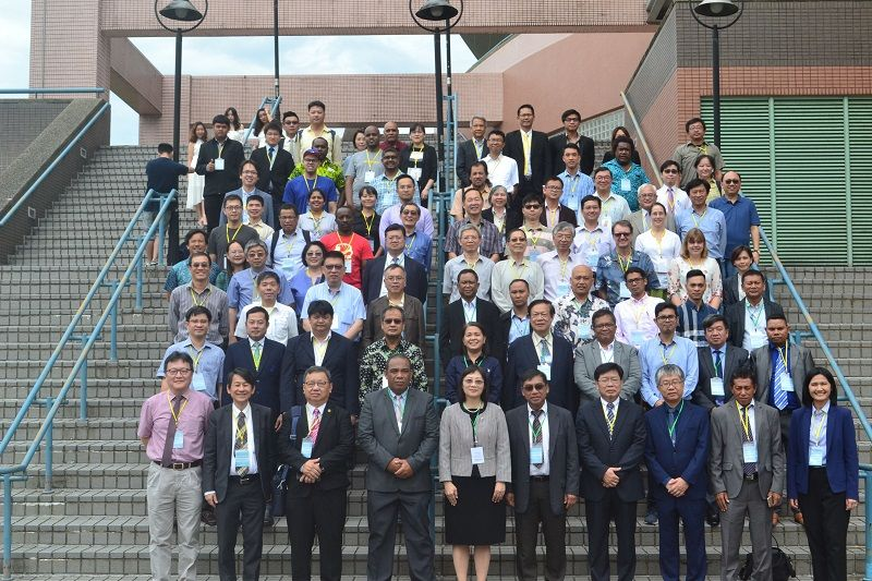 International conference on disaster mitigation, earth sciences concludes in Taipei Photos - New Southbound Policy