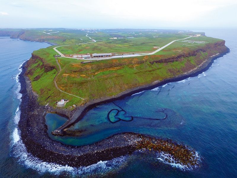 A Low-Carbon Green Island—Qimei's Smart Power Grid Photos - New Southbound Policy