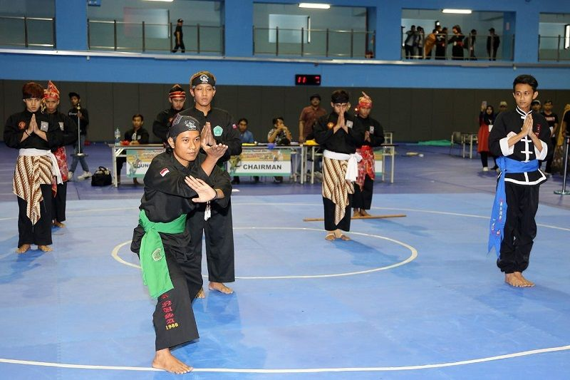 Mayor Attends Taiwan Pencak Silat National Championship, Comments that Indonesian Culture has Enriched Cultural Diversity in Taiwan Photos - New Southbound Policy