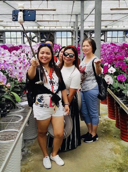 Southeast Asian Migrant Workers Tour, Enjoyed the Beauty and Food of Daxi Photos - New Southbound Policy