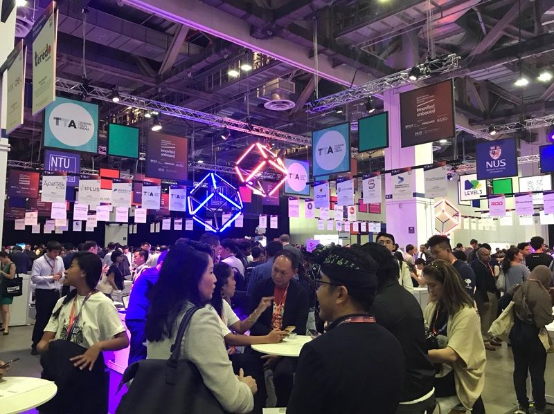 Taiwan Tech Startups' Great Success at Innovfest Unbound 2019 Photos - New Southbound Policy