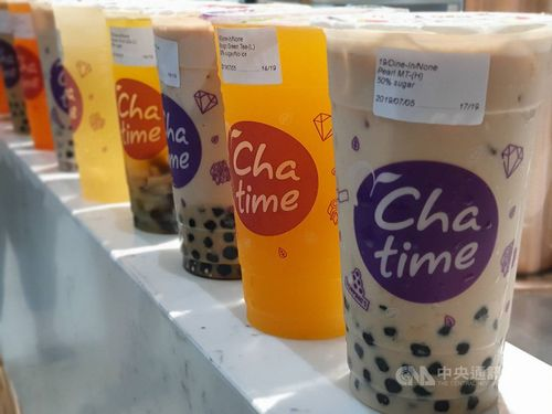 Taiwan's bubble milk tea makes splash in Philippines Photos - New Southbound Policy