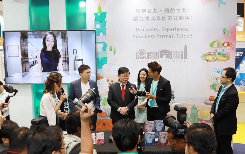 Taipei City Government Sides with Enterprises in Taiwan Expo 2019 in Malaysia, Fetching A Million Worth of Orders Photos - New Southbound Policy