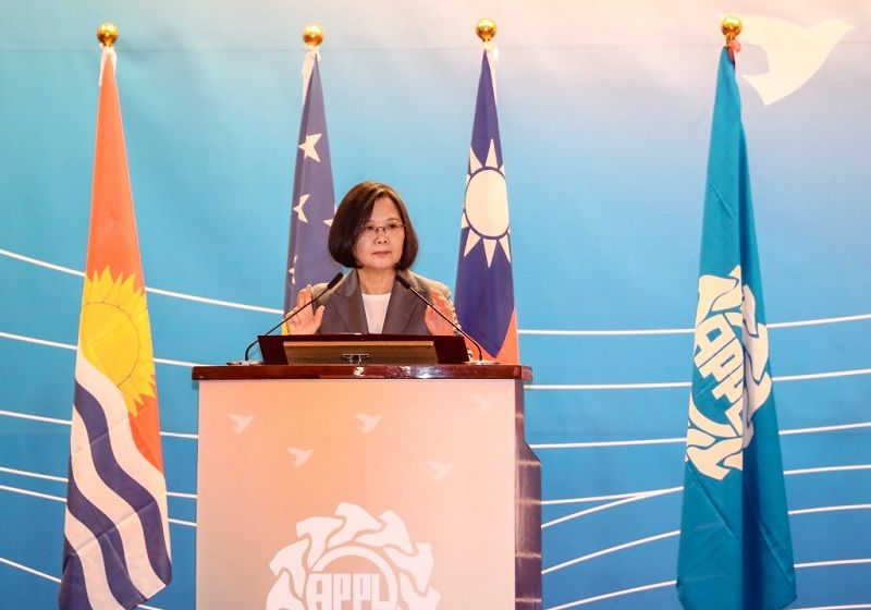 Asian-Pacific Parliamentarians' Union annual meeting kicks off in Taiwan Photos - New Southbound Policy