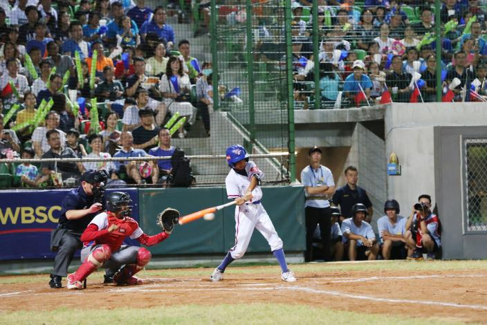 V WBSC U-12 Baseball World Cup Kicked Off on July 26 Mayor Huang Invites All to Come Cheer On Young Athletes Photos - New Southbound Policy