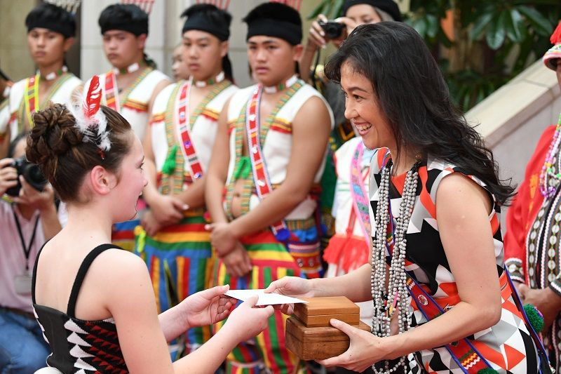 Taiwan, New Zealand indigenous groups reaffirm deep cultural ties Photos - New Southbound Policy