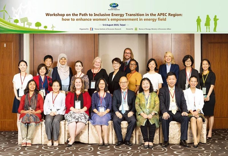 APEC Workshop on women's empowerment in energy field is the first of its kind aiming to promote women's participation in energy transition in the APEC region Photos - New Southbound Policy