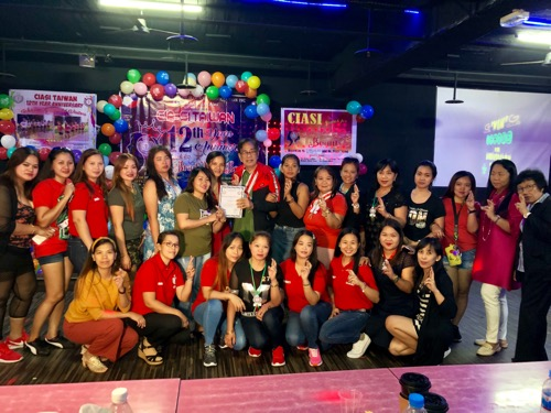 Hundreds of Filipinos celebrate Ilocano heritage in Taichung Photos - New Southbound Policy