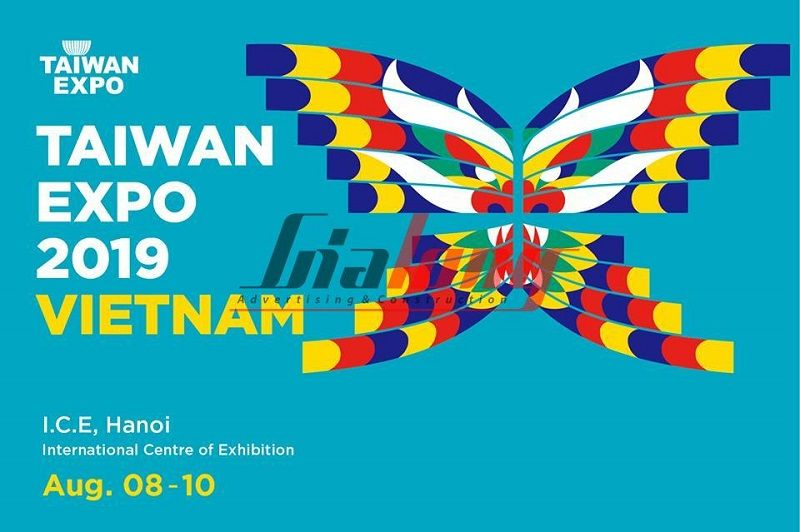 TAIWAN EXPO 2019 in Vietnam Photos - New Southbound Policy
