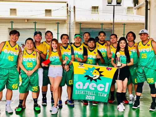 Filipino winter basketball league tips off in Taoyuan Photos - New Southbound Policy