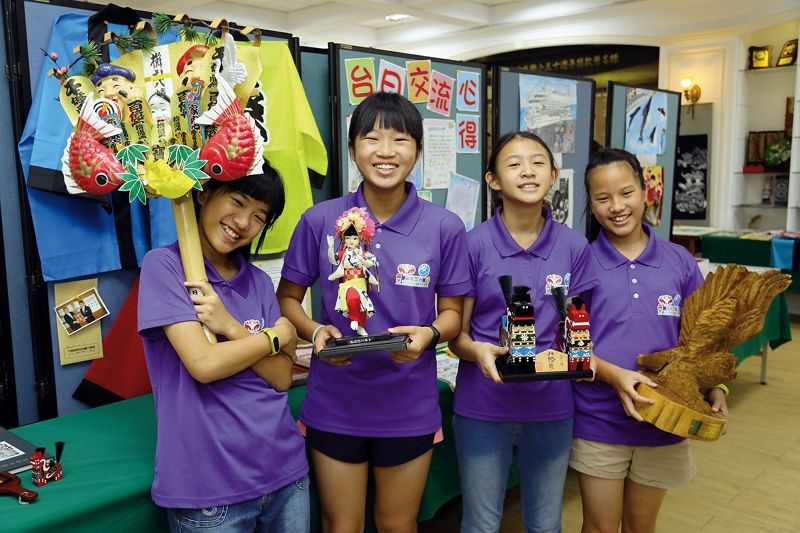 Youth Exchanges and Future Champions: Yilan Schools Lead the Way Photos - New Southbound Policy
