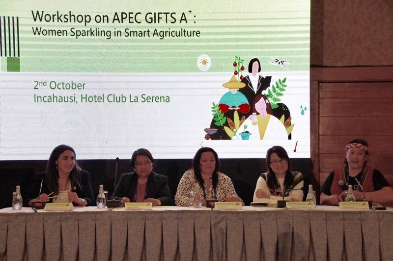 Taiwan co-organized APEC workshop on women and smart agriculture wraps up Photos - New Southbound Policy