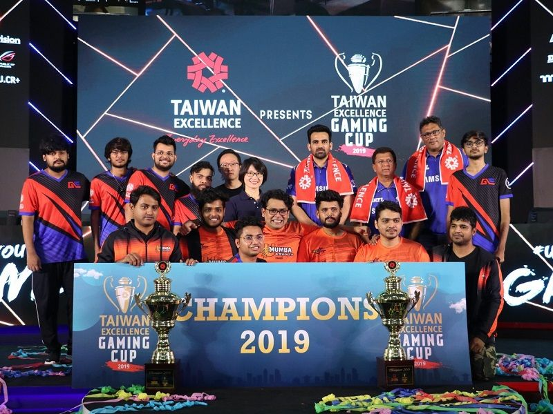 Taiwan Excellence Gaming Cup 2019 finale concludes in Mumbai Photos - New Southbound Policy