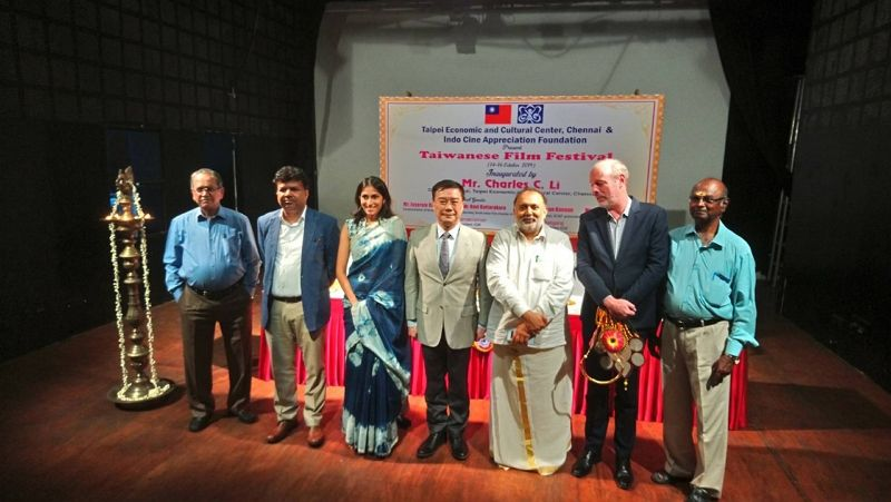 The 2019 Taiwanese Film Festival was inaugurated in Chennai on October 14, 2019 Photos - New Southbound Policy