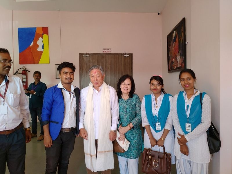 Amb. Tien invited to 3rd Guwahati Int'l Film Festival Photos - New Southbound Policy