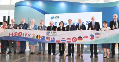BIO Asia–Taiwan to be held again in 2020 Photos - New Southbound Policy