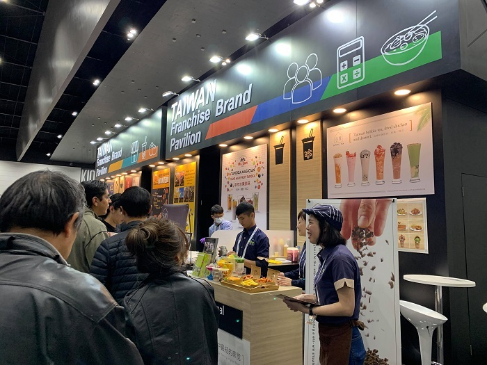 "Taiwan Franchise Brand Participate in ""Franchising Expo in Melbourne"" in 2019 Photos - New Southbound Policy"