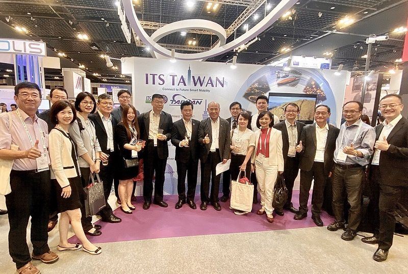 Taichung City's Smart Transportation Gains International Prominence! Unveiling Multiple Programs at 2019 ITS World Congress Photos - New Southbound Policy