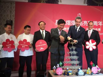 Taichung to grace pages of Michelin Guide in 2020