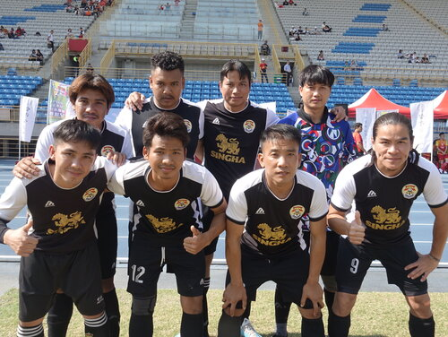 Immigrant football competition kicks off in Taipei Photos - New Southbound Policy