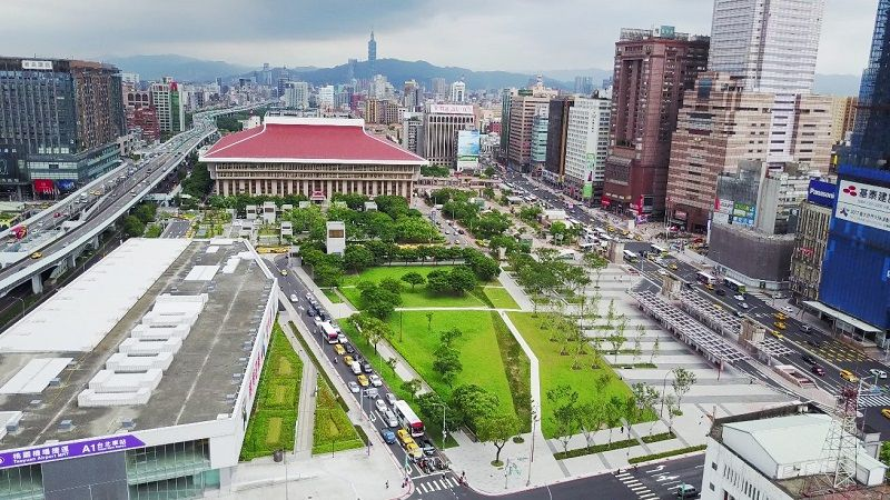 Garnering International Accolades – 4 Taipei City Parks Clinch World-Class Landscape Awards Photos - New Southbound Policy