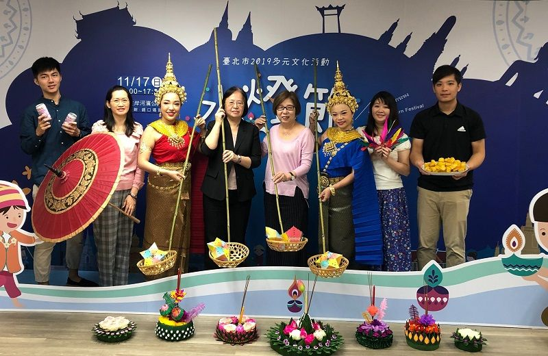 2019 Cultural Diversity Event – Water Lantern Festival Kicks Off in Style Photos - New Southbound Policy