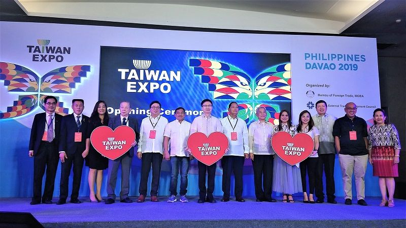 TAIWAN EXPO 2019 in the Philippines Photos - New Southbound Policy
