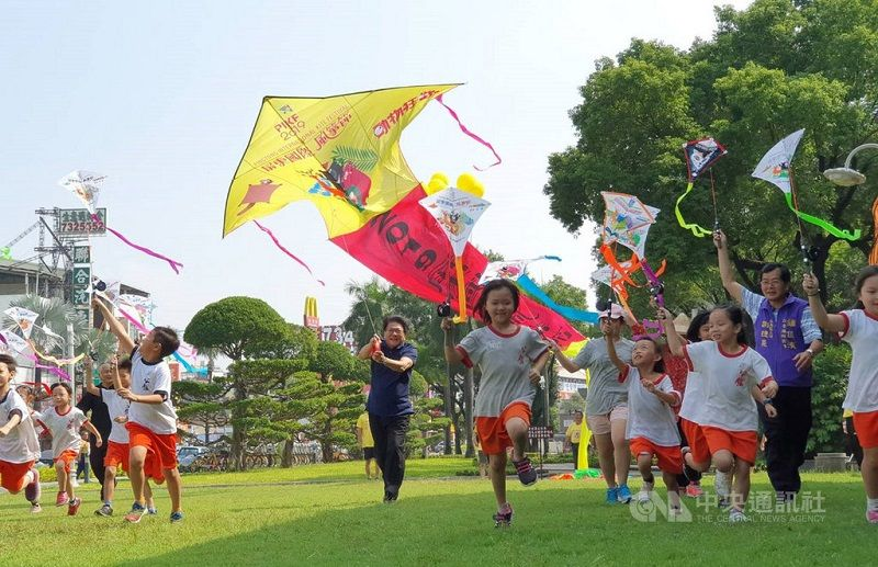 200,000 appreciated the visual treat in the sky in 2019 Pingtung International Kite Festival Photos - New Southbound Policy