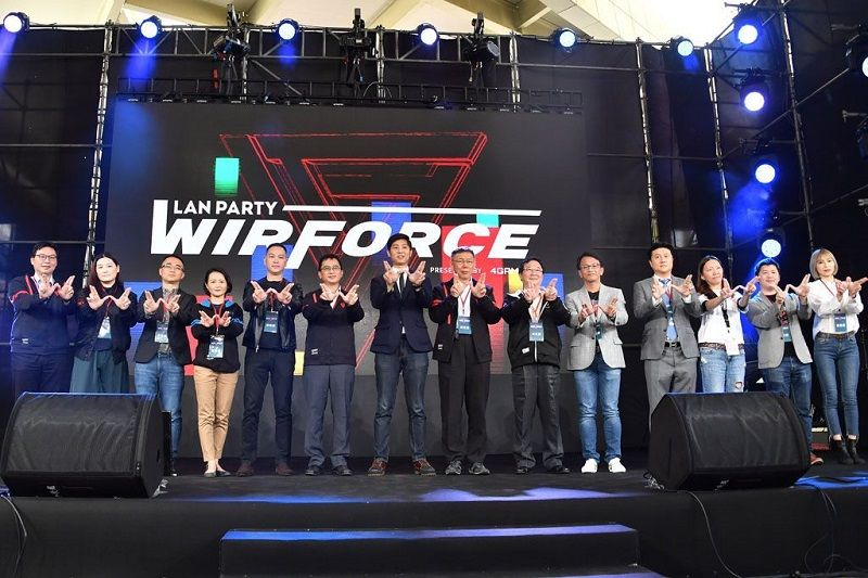 Mayor Attends WirForce 2019 Opening Ceremony Photos - New Southbound Policy