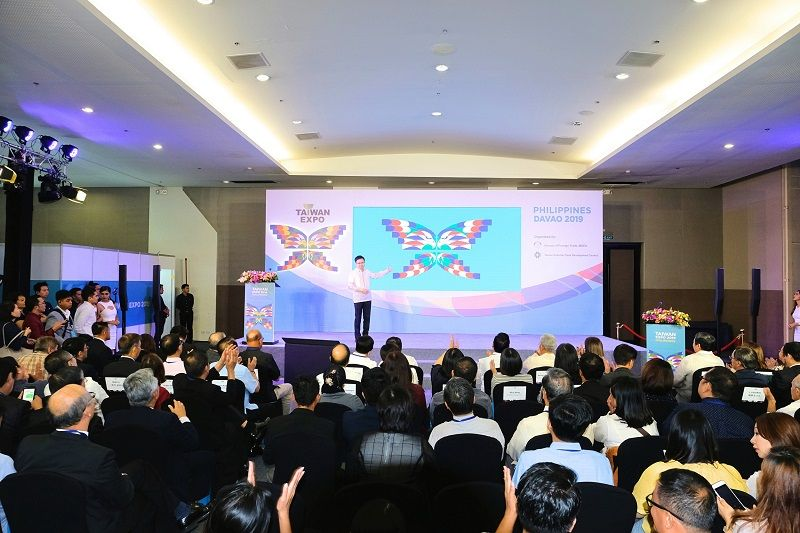 TAIWAN EXPO Opens in the Philippines to Explore Business opportunities Photos - New Southbound Policy