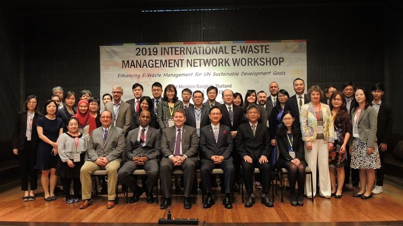 Taiwan, US stage e-waste management workshop in Thailand Photos - New Southbound Policy