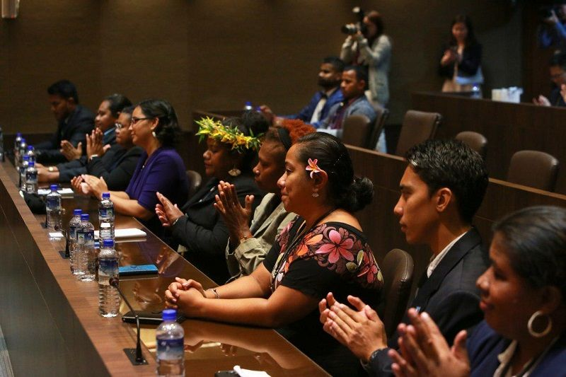 PILP with Taiwan wraps up in Taipei Photos - New Southbound Policy