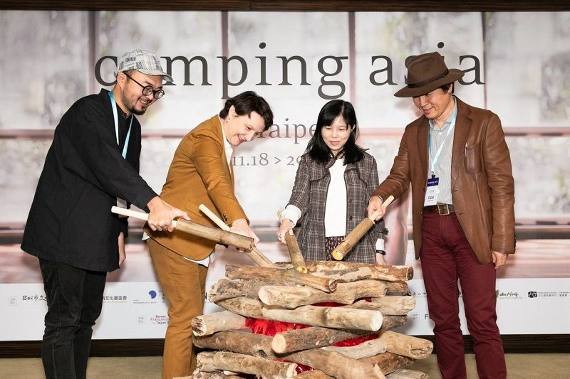 Camping Asia: An interdisciplinary choreography platform for the next generation Photos - New Southbound Policy