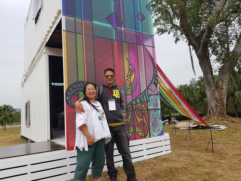 Trap: 2019 Kaohsiung International Container Arts Festival Photos - New Southbound Policy