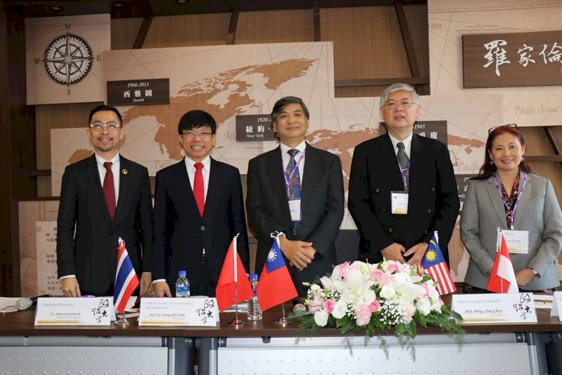 National Chengchi University hosts Taiwan-ASEAN education forum Photos - New Southbound Policy