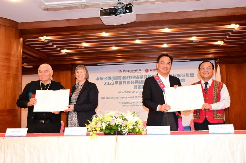 Taiwan to host 2022 World Indigenous Tourism Summit Photos - New Southbound Policy