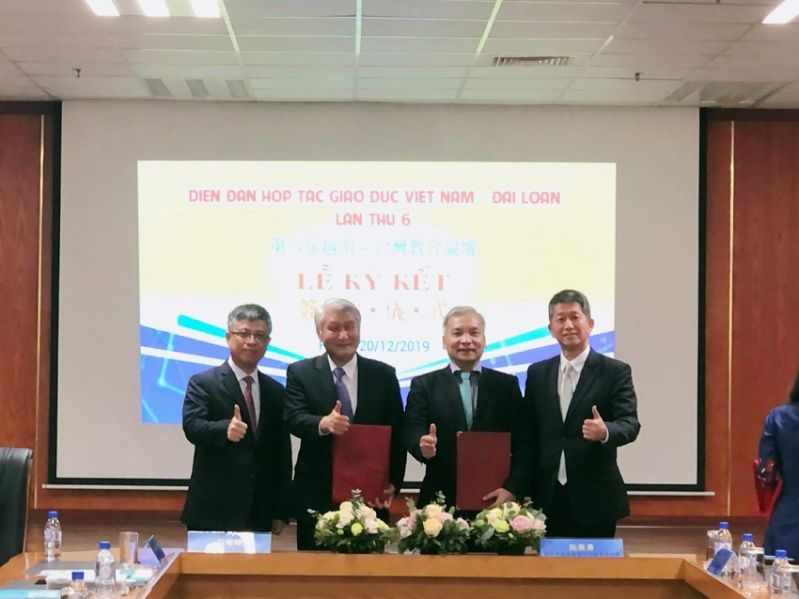 MOE forum strengthens Taiwan-Vietnam education ties Photos - New Southbound Policy