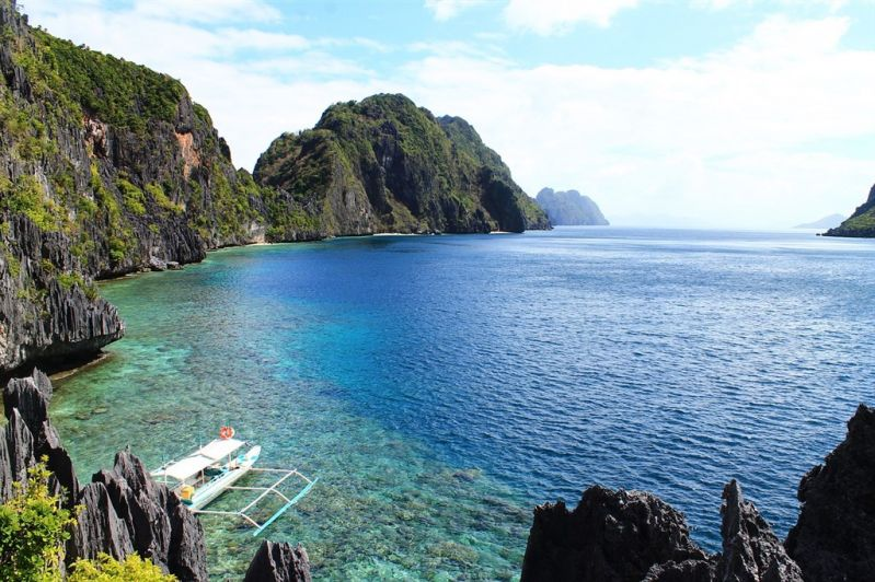 El Nido No. 1 emerging travel destination for Taiwanese Photos - New Southbound Policy
