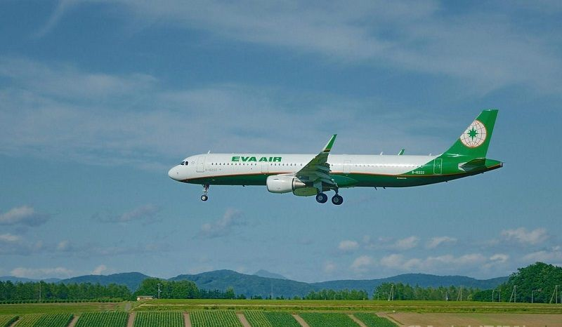 EVA Air ranked world's 3rd safest airline Photos - New Southbound Policy