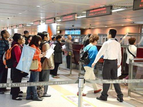 Foreign visitors to Taiwan up 7% in 2019 Photos - New Southbound Policy