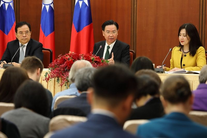 MOFA hosts international media event on Taiwan's presidential, legislative elections Photos - New Southbound Policy