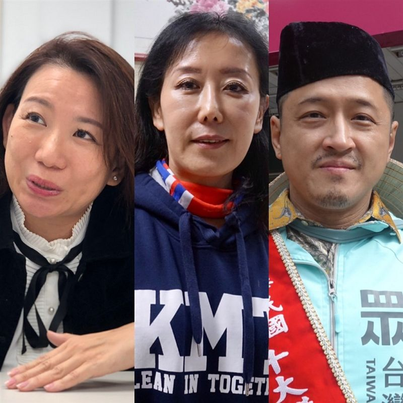 2020 ELECTIONS / Immigrant candidates hoping to effect change in Taiwan's Legislature Photos - New Southbound Policy